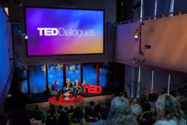 Ted Talk: Political Common Ground